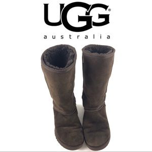 Ugg Women's Brown Boots 6